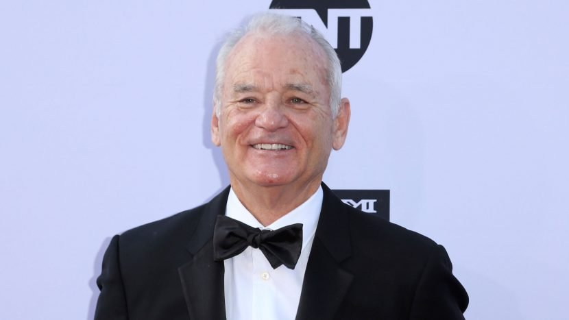 Bill Murray defends 'really decent' Dustin Hoffman over sexual harassment claims