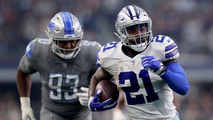 Lions doomed by Ezekiel Elliott, last-minute field goal in loss to Cowboys