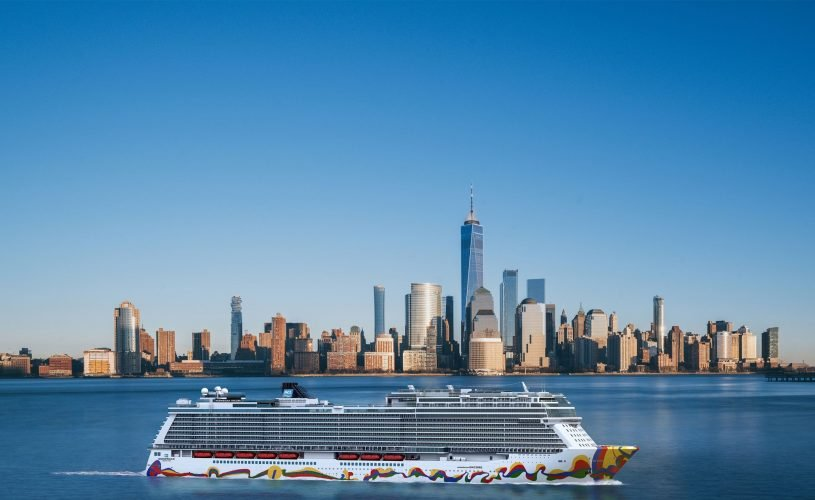 Giant new Norwegian Cruise Line ship Norwegian Encore to sail from New York