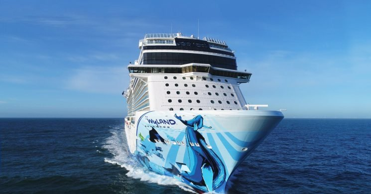 With arrival of Norwegian Bliss, Los Angeles gets its biggest cruise ship ever