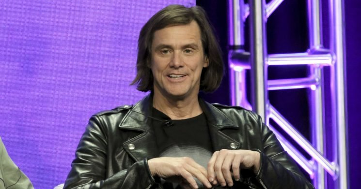 Jim Carrey on New Yorker's Steve Bannon invitation: Don't let Cujo into the house