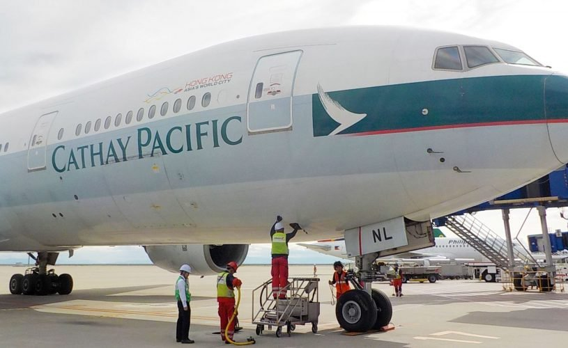 First-ever Boeing 777 makes final flight to Pima Air & Space Museum in Arizona