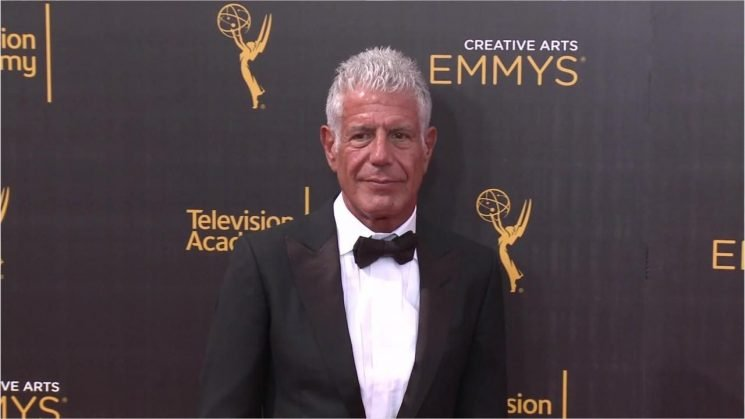 Balvenie Scotch ad featuring Anthony Bourdain slammed as 'inappropriate' and 'unethical'