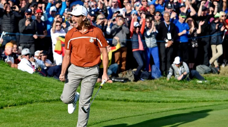 It's time to just start rooting for the Europeans at the Ryder Cup