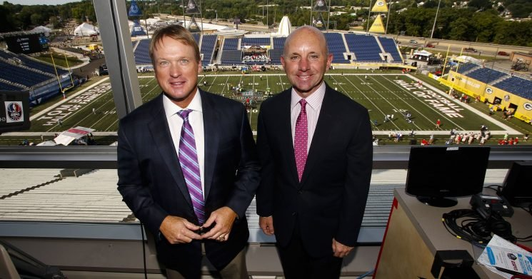 McDonough on Gruden: I don't know what he's doing