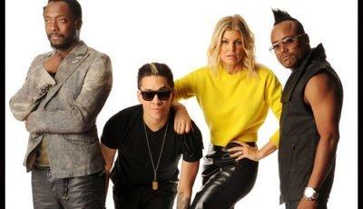 Black Eyed Peas Drop 'Big Love' Video