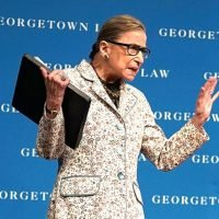 Ruth Bader Ginsburg says she is 'really turned on' by #MeToo movement