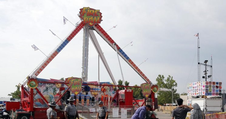 Woman dies more than a year after Ohio State Fair ride accident