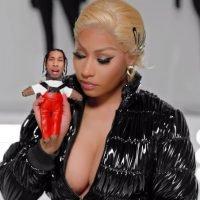 Nicki Minaj Controls Tyga in 'Dip' Music Video