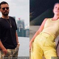 Scott Disick Joins Kourtney Kardashian for Halloween Break in Bali