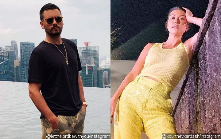 Scott Disick Joins Kourtney Kardashian for Halloween Break in Bali