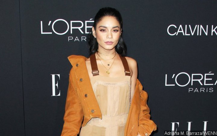 Vanessa Hudgens Is Sexy Spy in New Instagram Picture