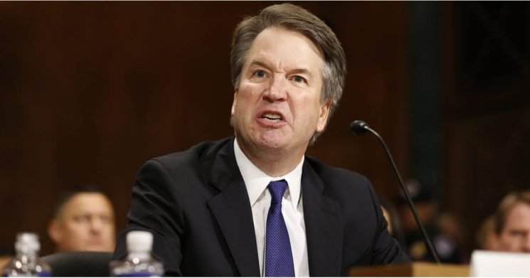 Brett Kavanaugh and the Entitlement of Male Rage