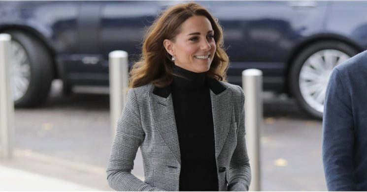 Kate Middleton Stepped Out in Skinny Jeans, Plus a Blazer You'll Want Immediately