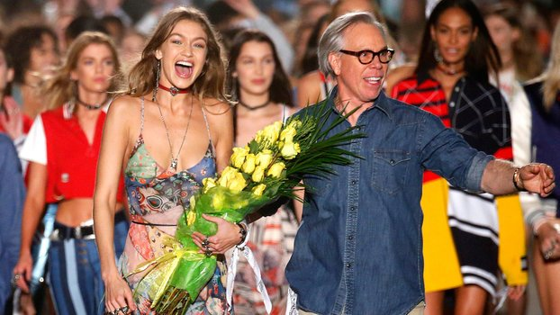 Tommy Hilfiger Is SwappingGigi Hadid for a New Design Partner