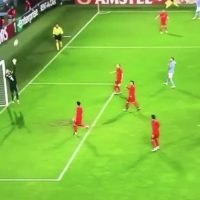 Karius makes dreadful error in Besiktas Europa League game