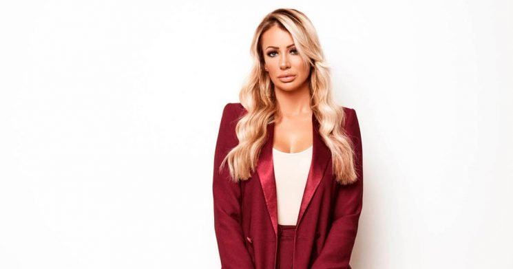 Olivia Attwood sends message to Katie Price in rehab after Chris Hughes drama