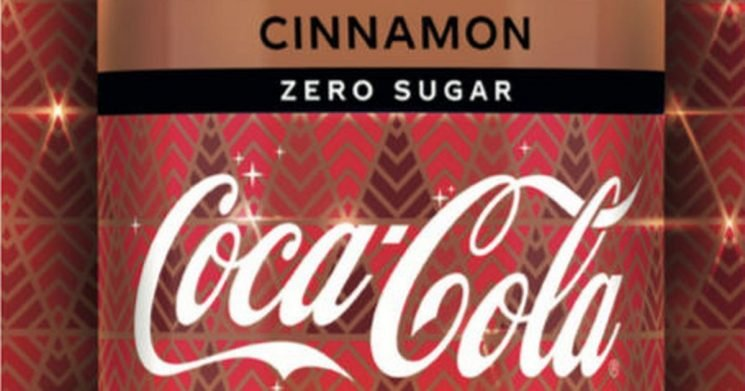 Coca-Cola launch limited-edition cinnamon flavour drink for the festive season