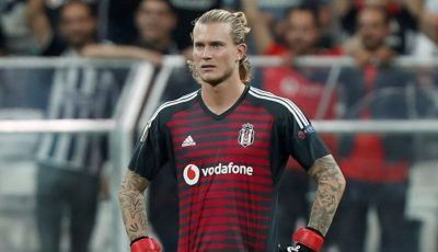 Karius 'set to be dropped' as he's slammed for social media use