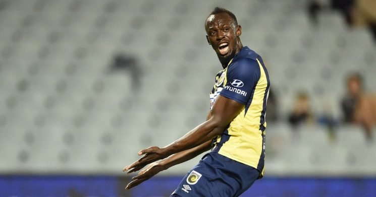 Usain Bolt makes decision on contract offer from Champions League hopefuls