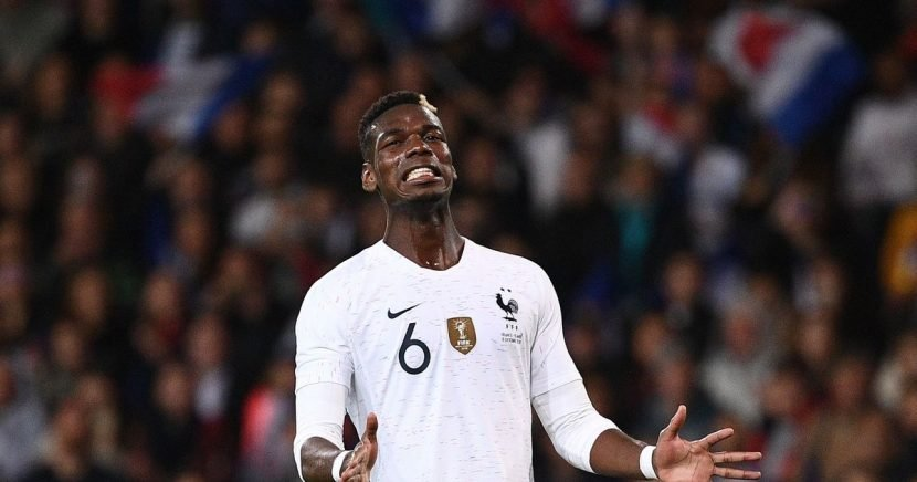 Fans think they know exactly why Pogba struggled for France vs Iceland