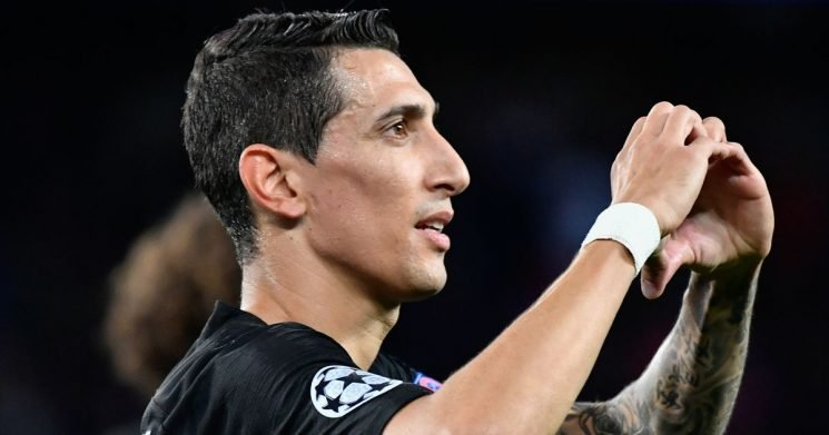 Angel Di Maria set for Premier League return