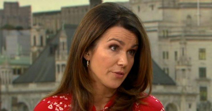 Susanna Reid holds back tears as MP says he 'felt he failed' PC Keith Palmer