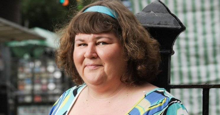 EastEnders' Heather Trott looks very different now and teases rival soap return
