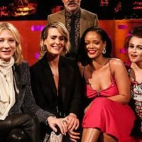 Graham Norton reveals worst panel stars – and three who reminded him of a hen do