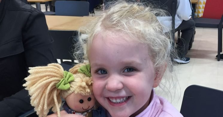 How simple eye test saved life of Daisy, 5, by detecting something deadly