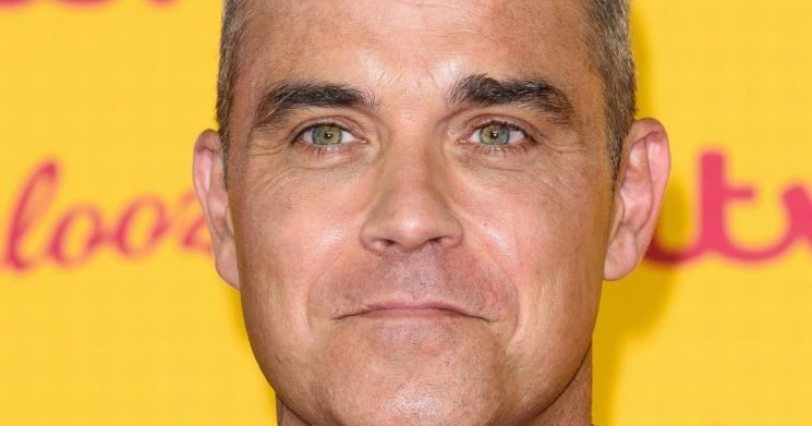 Robbie Williams confesses to awkward reason he decided to move to TV career