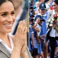 Meghan Markle shocks in surprisingly affordable outfit on day two of Royal Tour