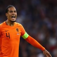 Van Dijk injury scare for Liverpool after blow on international duty