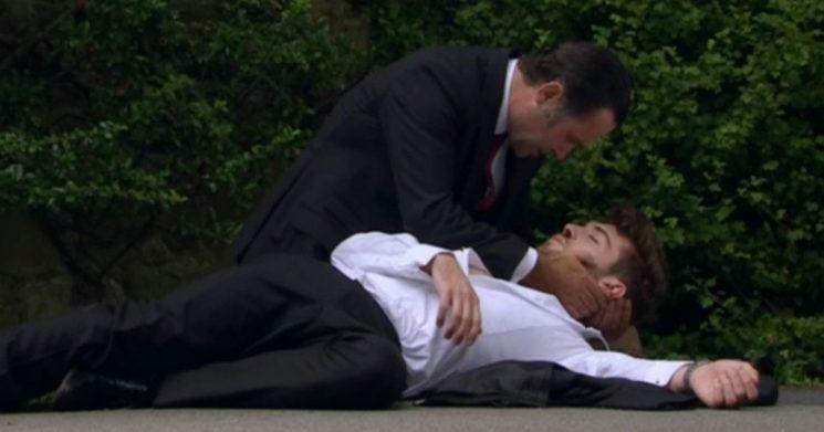 Joe Tate brutally killed but Emmerdale viewers left very confused by shock death