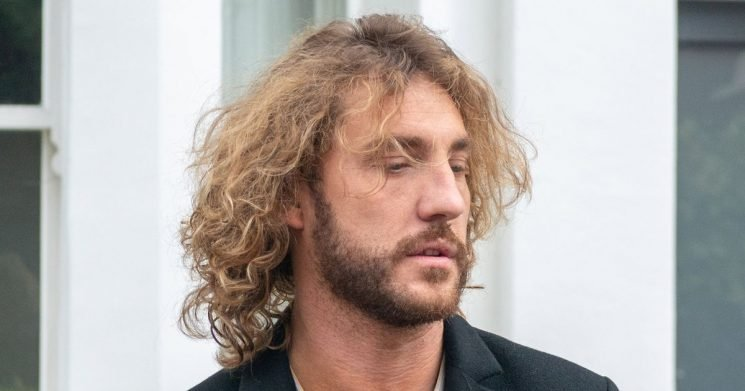 Seann Walsh moved to tears by touching gift from ex on Strictly opening night