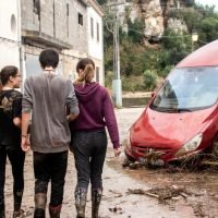 Two elderly Brits killed when taxi swallowed by raging floods in Majorca