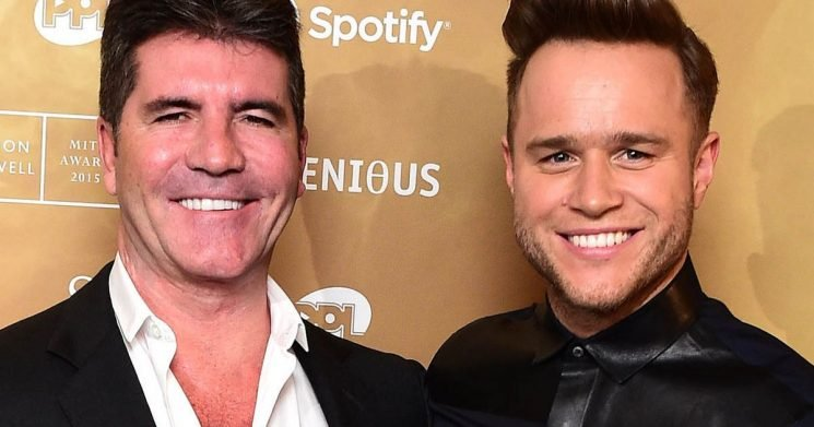 Olly Murs reveals reason he's no longer on speaking terms with Simon Cowell
