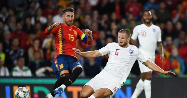 Why Eric Dier's tackle on Sergio Ramos was magnificent