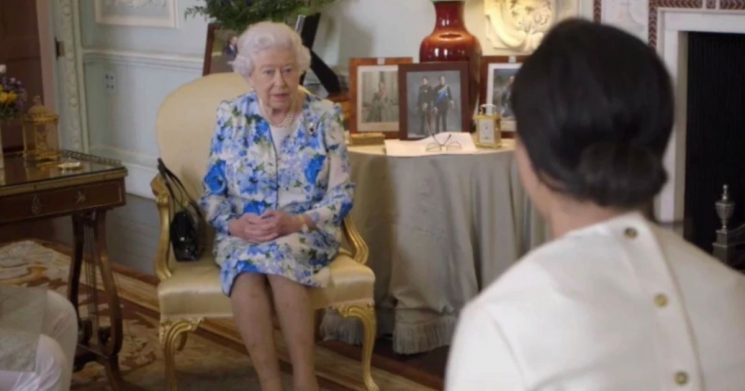 Funny joke Queen uses to put nervous guests at ease – and it works a treat