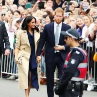 Meghan and Harry meet cheeky pupils bunking off school on Royal Tour