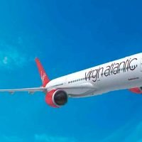Virgin Atlantic plane comes 10ft from hitting a drone while flying over London