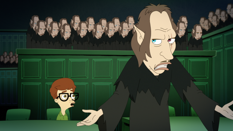 How 'Big Mouth' Season 2 Subtly Connects To 'Harry Potter'