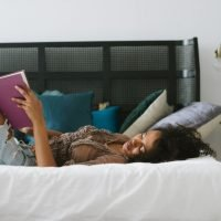 Here's What Reading Before Bed Says About Your Personality, According To Experts