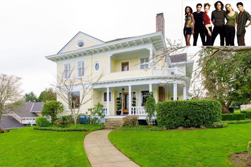 From the Tanner Family's Townhouse to the American Horror Story Mansion: 10 Famous Movie and TV Houses You Can Actually Own