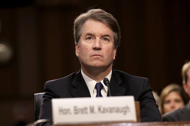 GOP senators expect to see FBI report on Kavanaugh today