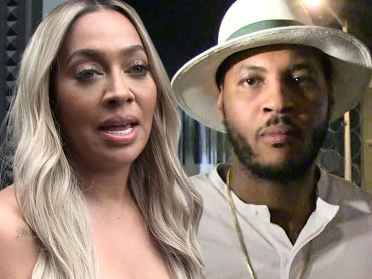 La La Anthony Still 'Figuring Out' Relationship with Carmelo After 2017 Separation