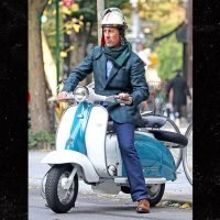 Jerry Seinfeld Downsizes from Exotic Cars to Scooters