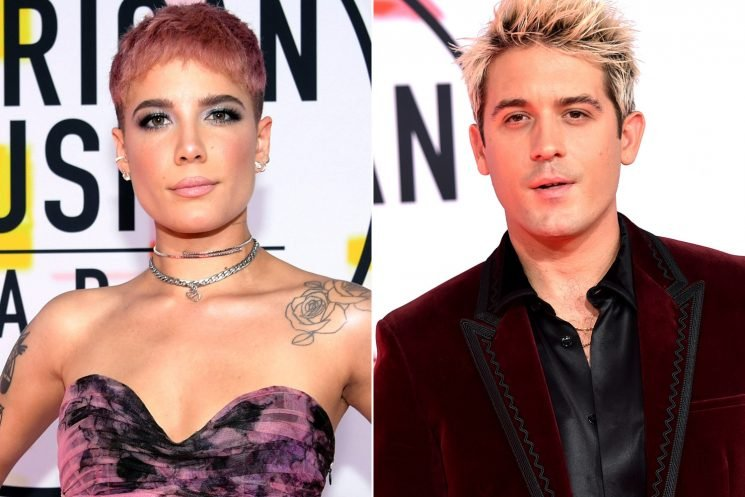 Halsey tweets cryptic message following G-Eazy split