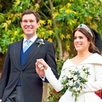 Princess Eugenie's Wedding Cake Is the Definition of PSL Season