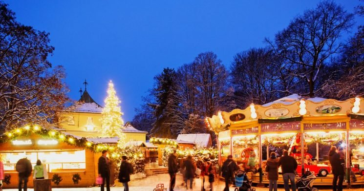 Germany Christmas market breaks are currently going for £69pp but be quick